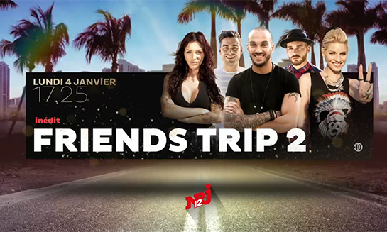 friends trip episode 25